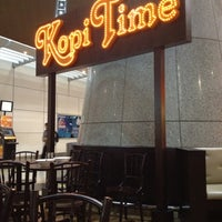Photo taken at Kopi Time by Aina A. on 6/7/2012