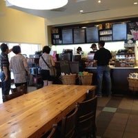 Photo taken at Starbucks by Ghadeer on 8/20/2012