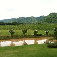 Photo taken at PB Valley Khao Yai Winery by Nutnaree T. on 7/6/2012