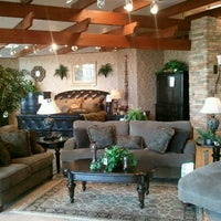 ... Photo Taken At Ashley Furniture HomeStore By Brian M. On 3/12/2012 ...