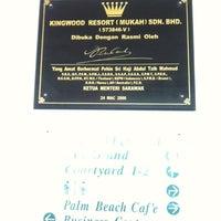 Photo taken at Kingwood Resort by Marilyn G. on 4/11/2012