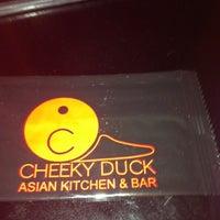 Photo taken at Cheeky Duck Asian Kitchen & Bar by shirlene l. on 7/29/2012