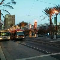 Photo taken at Long Beach Transit Center by SIN on 3/7/2012