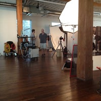 Photo taken at Paul Morgan Studios by Liz on 7/21/2012