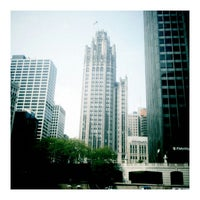 Photo Taken At Chicago Architecture Foundation River Cruise By Mik S On 5 26