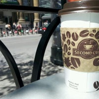 Photo taken at Second Cup by Neri R. on 5/14/2012