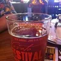 Photo taken at Moylan's Brewery & Restaurant by Lora T. on 6/28/2012