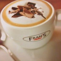 Photo taken at Fran's Café by Simão v. on 6/9/2012
