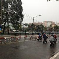 Photo taken at Cầu Thị Nghè by Hà Vũ .. on 6/21/2012