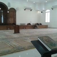 Photo taken at Uthman Bin Affan Mosque | مسجد عثمان بن عفّان by Irfan G. on 2/2/2012