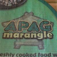 Photo taken at Apag Marangle by Derick V. on 5/19/2012
