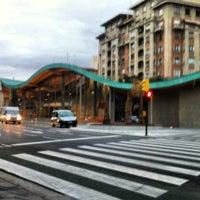 Photo taken at Estación de Goya by A Salto D. on 4/4/2012