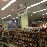 Photo taken at Saraiva MegaStore by Daniel D. on 2/12/2012