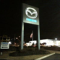 ... Photo Taken At Open Road Mazda Of Morristown By Matt S. On 3/13