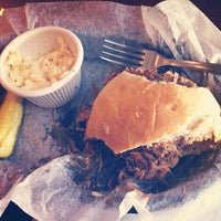 Photo taken at Chumleys BBQ by Corey D. on 6/14/2012