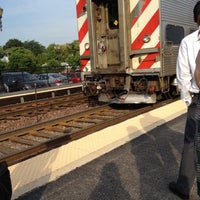 Photo taken at Metra - Barrington by Julia J. on 7/25/2012