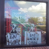 Photo taken at Chick-fil-A by Patrick on 5/9/2012