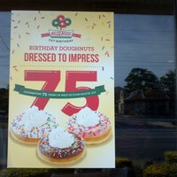 Photo taken at Krispy Kreme Doughnuts by Tony M. on 7/13/2012