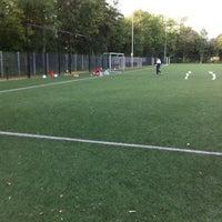 Photo taken at Rijnmond Hoogvliet Sport by Larissa H. on 9/12/2012