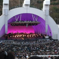 Foto tomada en The Hollywood Bowl  por Cindy D. el 7/3/2012