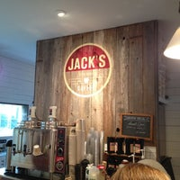 Photo taken at Jack's Stir Brew Coffee by WillMcD on 6/2/2012