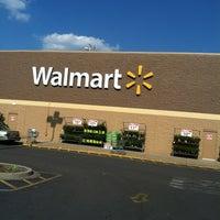 Photo taken at Walmart Supercenter by Jason M. on 5/16/2012