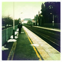 Photo taken at Beeston Railway Station (BEE) by donna r. on 2/9/2012