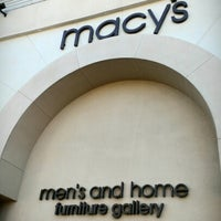 Photo taken at Macy's Men's & Home by Sean C. on 6/9/2012
