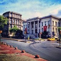 Photo taken at İşletme Fakültesi by A. Matt B. on 5/21/2012