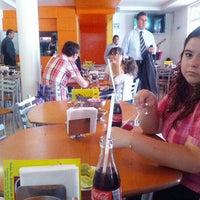 Photo taken at El Chel by Alejandro M. on 9/5/2012