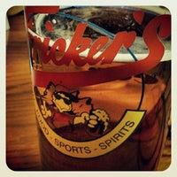 Photo taken at Fricker's by Jon W. on 4/8/2012