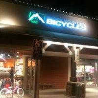 Photo taken at Black Mountain Bicycles by Eddie N. on 2/2/2012