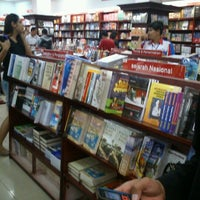 Photo taken at Gramedia by Andro C. on 2/15/2012