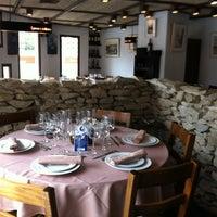 Photo taken at Restaurante Larruzz Bilbao by La Visita C. on 2/7/2012