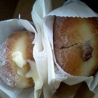 Photo taken at Doughnut Dolly by Stinky W. on 9/5/2012