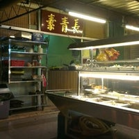 Photo taken at Evergreen Vegetarian House by Choong B. on 8/18/2012