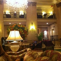 Photo taken at The Roosevelt Hotel by Marcos C. on 6/23/2012