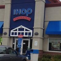 Photo taken at IHOP by Christina J. on 8/28/2012