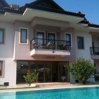 8/3/2012 tarihinde Aslı B.ziyaretçi tarafından Göcek Arion Hotel'de çekilen fotoğraf