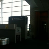 Photo taken at Central Wisconsin Airport (CWA) by Kyle M. on 7/18/2012