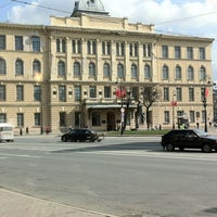 Photo taken at Saint Petersburg State Institute of Technology by Angelina S. on 5/11/2012