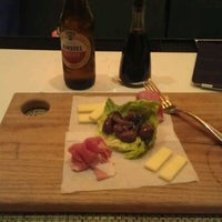 Photo taken at Trattoria Il Mulino by theChad on 4/30/2012