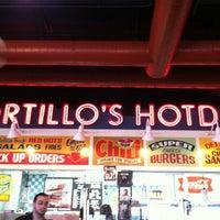 Photo taken at Portillo's by Deena K. on 2/18/2012