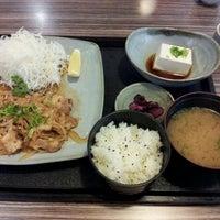 Photo taken at Tonkatsu by Wa Kitchen by Shuk Yee on 2/10/2012