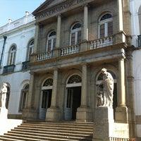 Photo taken at Universidade Federal do Estado do Rio de Janeiro (UNIRIO) by DelmaEliane C. on 9/5/2012