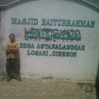 Photo taken at Masjid Baiturrahman by A.N.S. on 8/16/2012