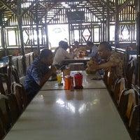 Photo taken at Saung Maranggi by Prima Djiwa O. on 3/20/2012