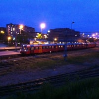 Photo taken at Ski stasjon by Daniel F. on 6/15/2012