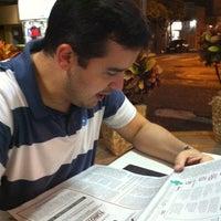 Photo taken at Café Brasil by Tati L. on 4/4/2012
