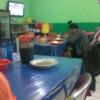 Photo taken at Kepiting Saos Super Kenari by jara k. on 7/7/2012